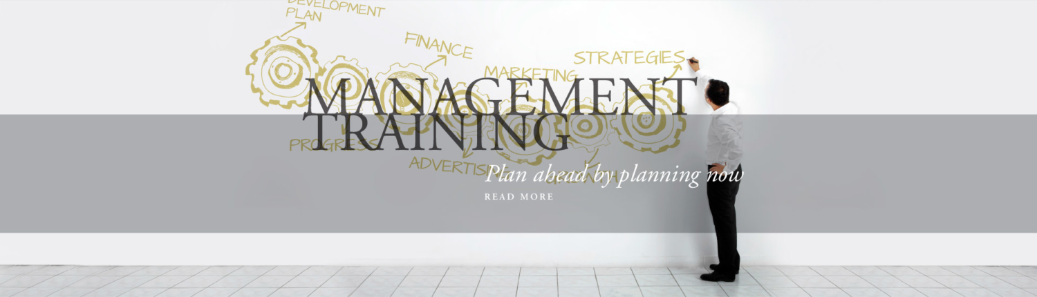 F&M Management Ltd. - Management Training